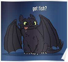 Got Fish? Poster