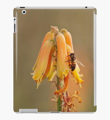 Aloe and the Bee iPad Case/Skin