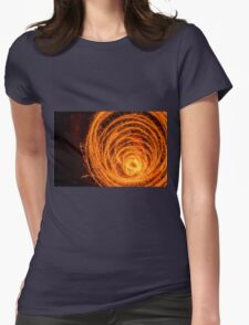 Sparks Womens Fitted T-Shirt