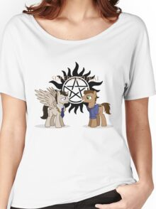 Supernatural - pony style Women's Relaxed Fit T-Shirt