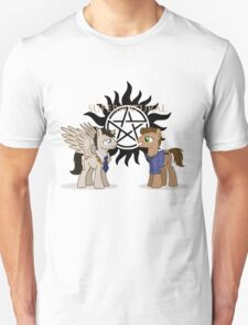 Supernatural - pony style T-Shirt