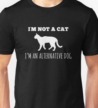 Hilarious Alternate Dog Tee Unisex T-Shirt