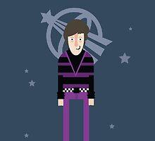 Howard - Big Bang Theory by Gary Ralphs