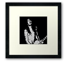 John Frusciante - Solo Framed Print