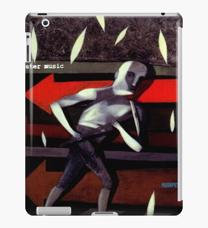 hot water music moonpies for misfits iPad Case/Skin