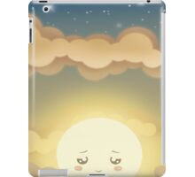 Cute Sky 9- Sunset iPad Case/Skin