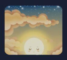 Cute Sky 9- Sunset One Piece - Long Sleeve