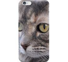 Chloe on the patio iPhone Case/Skin