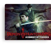 Demon Hunters RPG ACoT! Canvas Print