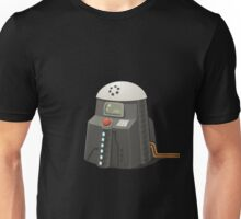 Glitch miscellaneousness teleporter button Unisex T-Shirt