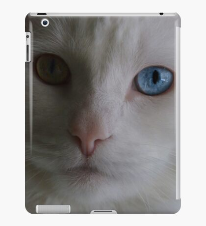 """I'm ready for my close up, Mr. Demille"" iPad Case/Skin"