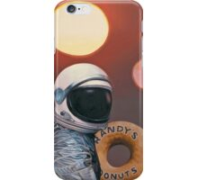 Twin Suns and Donuts iPhone Case/Skin