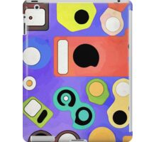 Playful Icons iPad Case/Skin