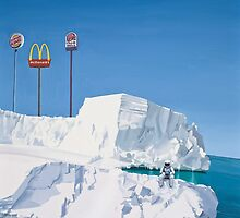 The Iceberg by scottlistfield