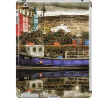 Tobermory Isle Of Mull iPad Case/Skin