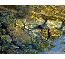 On Golden Pond...... - Calendar Image Photographic Print