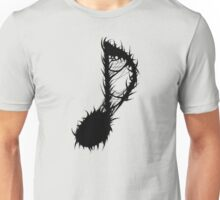 Death Metal Note Unisex T-Shirt