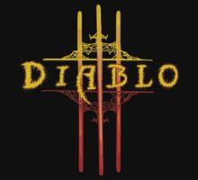 Diablo 3 Metalized by goodnightdual