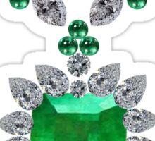 Giant Emerald Sticker