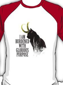 Loki Cat  T-Shirt