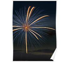 Big Blast - Fireworks Explosion Poster