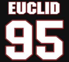 NFL Player Euclid Cummings ninetyfive 95 by imsport