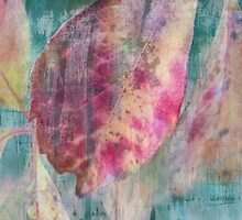 Colors Fade Yet Memories Remain by Susan Werby