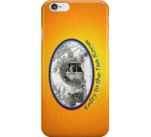 Entry to the Tea Room iPhone Case/Skin
