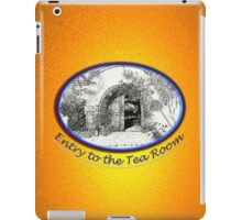 Entry to the Tea Room iPad Case/Skin