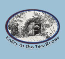 Entry to the Tea Room Kids Clothes