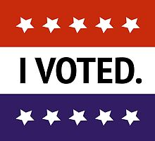 Please Vote!    Else shut the Hell up about bad politicians! by Kricket-Kountry