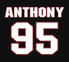 NFL Player Anthony McCloud ninetyfive 95 by imsport