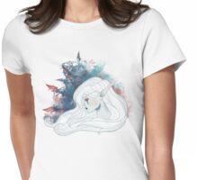 Lady Sylvanas Windrunner Splashart Womens Fitted T-Shirt