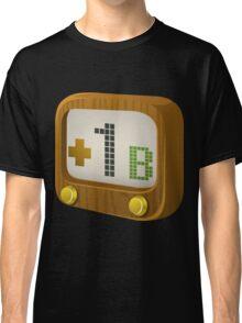 Glitch Music Blocks musicblock b brown 01 Classic T-Shirt