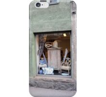 Helsinki Store Window iPhone Case/Skin