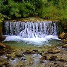Waterfall by annalisa bianchetti