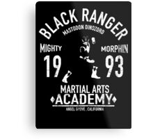 Mastodon Ranger Metal Print