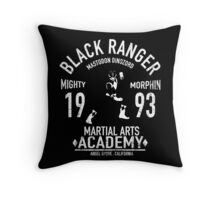 Mastodon Ranger Throw Pillow