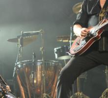 Queen & Adam Lambert onstage Sticker