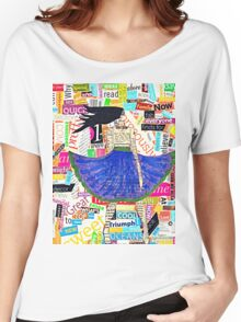 Wordy Women's Relaxed Fit T-Shirt