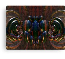 Coleoptera Collective Canvas Print