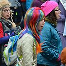 Women's March On Washington 2017 - Plate No.# 6688 by Matsumoto