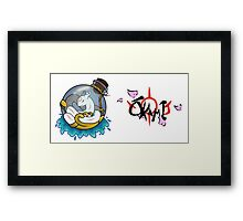 Nuregami Framed Print