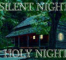 Silent Night-Holy Night by Barry  Jones
