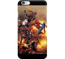 Spiderverse iPhone Case/Skin