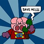 Save Me! by Sonia Pascual