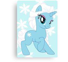 Pony Elsa Canvas Print