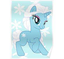 Pony Elsa Poster