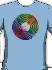 Vinyl LP Record - Metallic - Rainbow T-Shirt