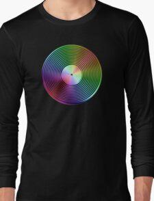 Vinyl LP Record - Metallic - Rainbow Long Sleeve T-Shirt